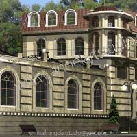 Проектирование домов проекты частных домов коттеджей Сочи