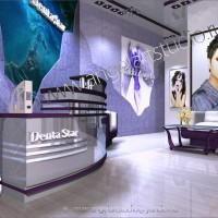 Дизайн-проект салона красоты, город Сочи, ул. Юных ленинцев, Design Angel ARTStudio, Sochi