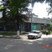 До реконструкции здания