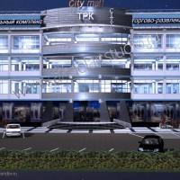 проектирование торгово-развлекательных центров в Сочи и Краснодаре, Ангел АРТСтудио ООО