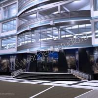 Проектирование торгово-развлекательных комплексов ООО Ангел АРТСтудио