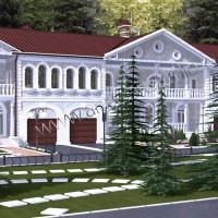 Проектирование таунхаусов и коттеджных застроек в Сочи и Краснодарском крае