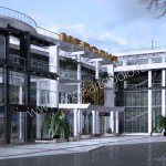 Проект реконструкции магазина Мелодия, Сочи, Торговая галерея