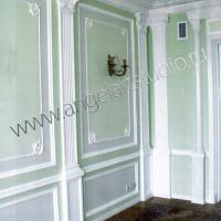 декорирование стен и потолков