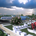 Ландшафтный дизайн территории комплекса, Краснодар