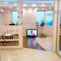 Дизайн интерьера квартиры и ремонт в Сочи по ул. Дмитриевой от Ангел АРТСтудио